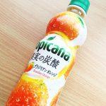 トロピカーナ 果実の炭酸 ブラジリアンオレンジを飲んでみた【感想・口コミは?】