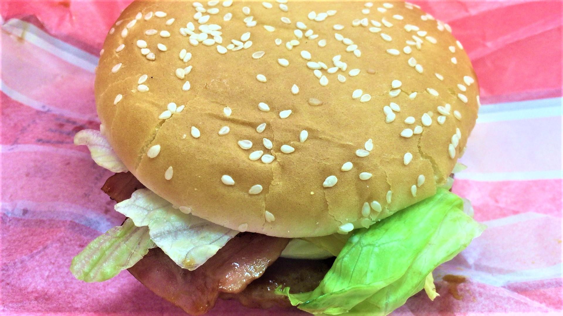 ギガベーコンてりたま(マクドナルド)を食べてみた【感想・口コミは?】
