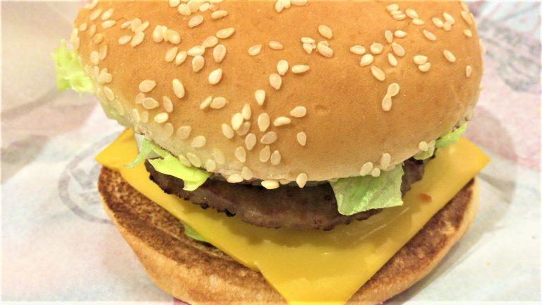 シュプリームチーズバーガー(バーガーキング)を食べてみた【感想・口コミは?】