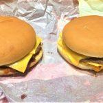 マクドナルドのヤグチとノグチを食べてみた【感想・口コミは?】
